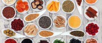 Суперфуды — 7 продуктов с высокой концентрацией полезных веществ