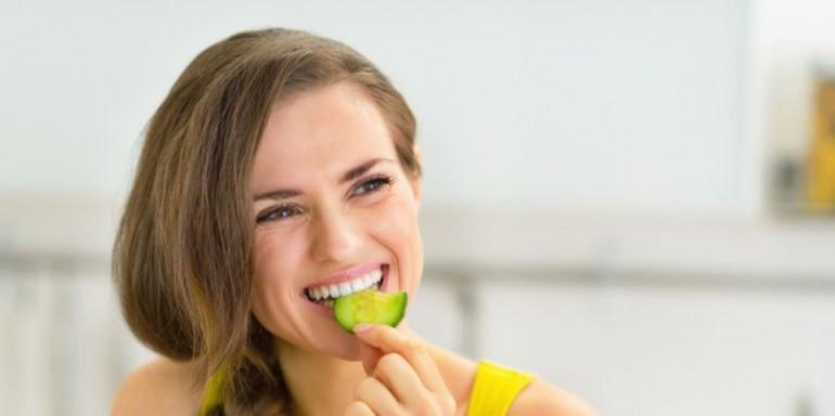 Худеем легко: меню огуречной диеты
