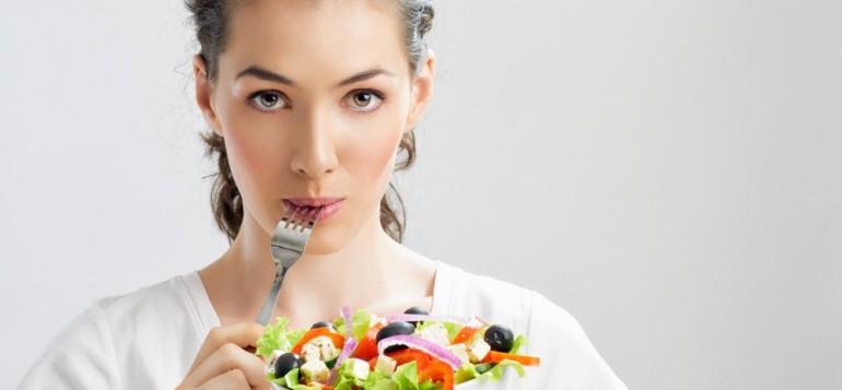 Особенности вегетарианской диеты