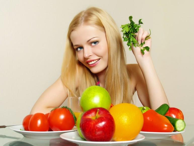 Правильное питание для похудения - особенности и принципы
