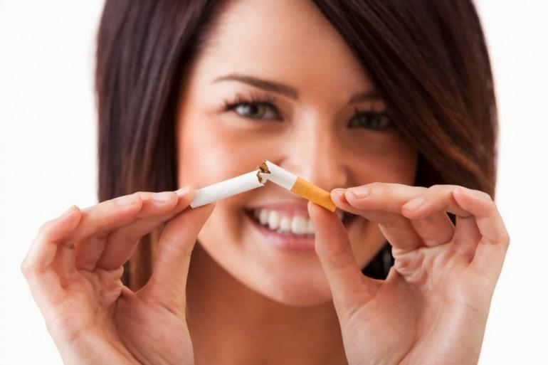 Правильное питание для бросающих курить