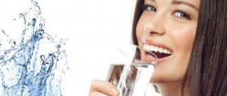 Чем вода полезнее других жаждоутоляющих напитков