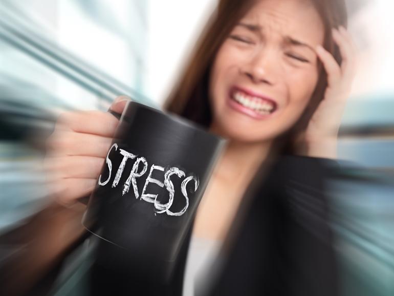 Быстрые способы преодоления стресса