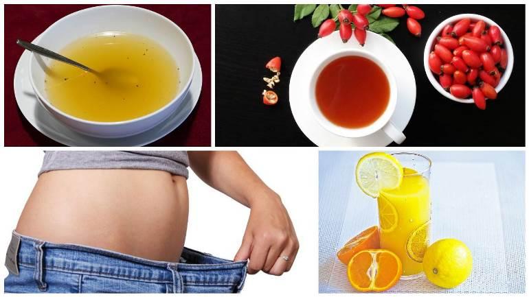 Питьевая диета - за и против