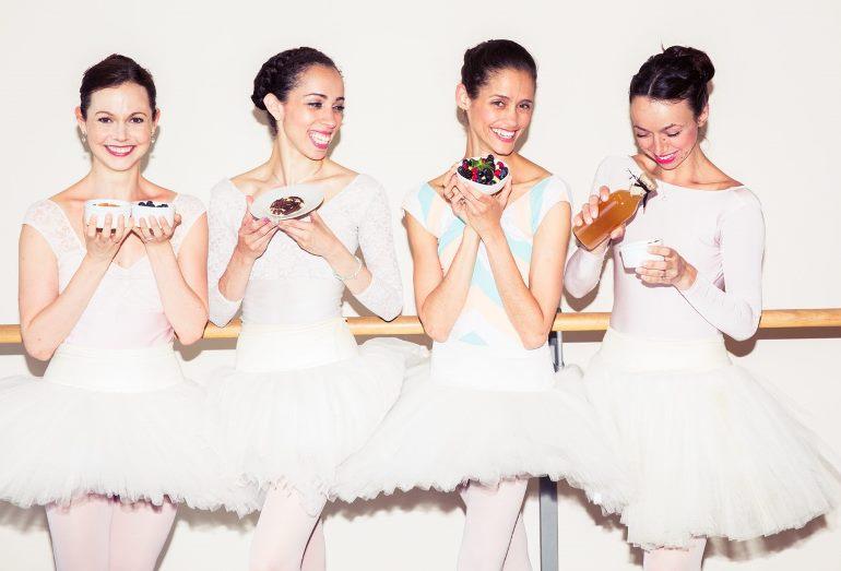Особенности диеты балерин