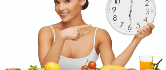 11 принципов правильного питания