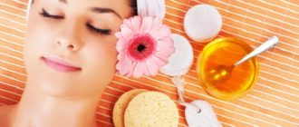 Рецепт омолаживающей маски из натурального мёда. Эффективный способ как омолодить тело и быть красивой.