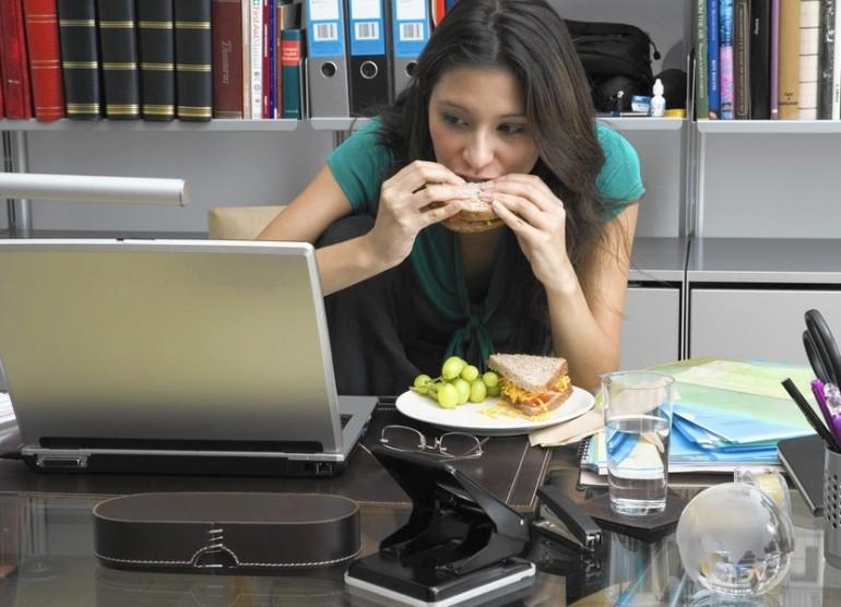 Привычка правильно питаться