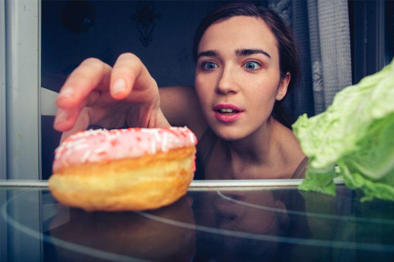 Как побороть чувство голода - советы при похудении