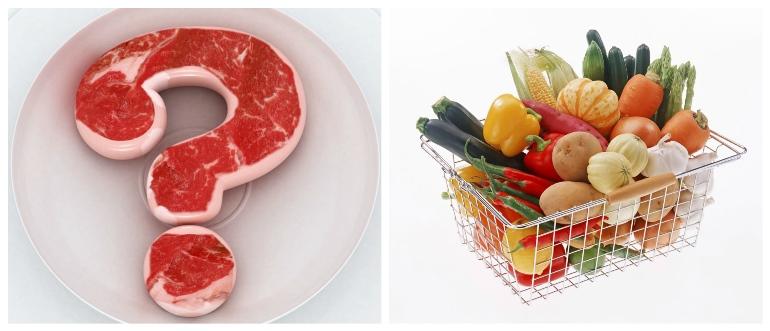 5 вещей о которых нужно знать становясь вегетарианцем