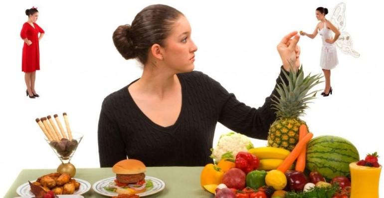Немного о правильном питании