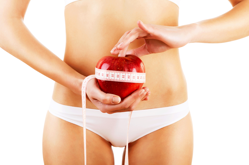 Чем вредно быстрое похудение