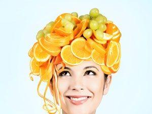 Маска для волос витаминная