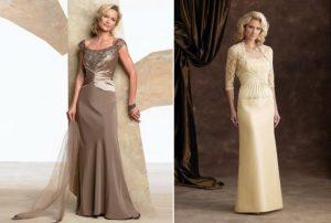 Платье невесте после 40