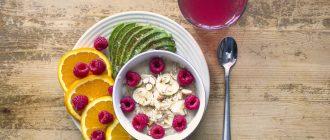 Начните день с правильного завтрака