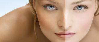 Как сделать цвет лица ярче