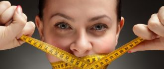 Чем опасны диеты и резкое похудение