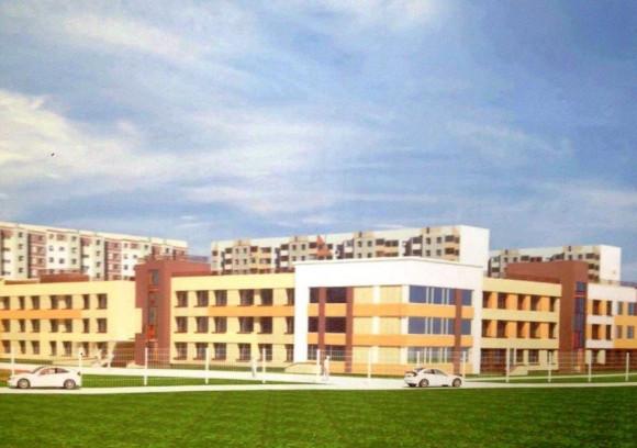 Новая школа в Вологде на Северной будет необычная