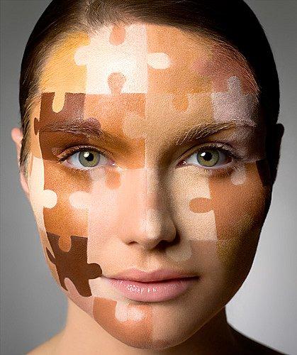 Уход за комбинированном типом кожи лица