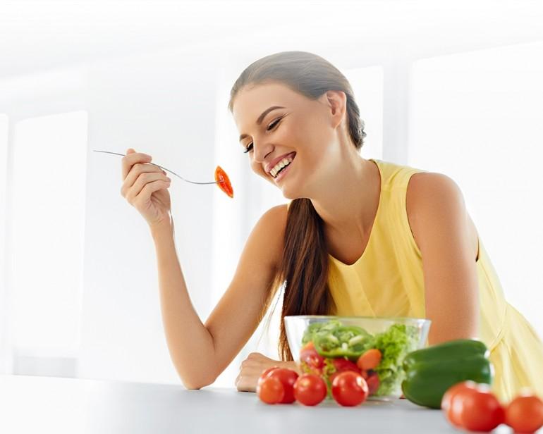 Значение правильного питания для человека