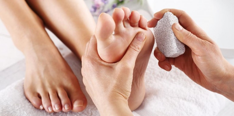 Мозолистые образования на ногах