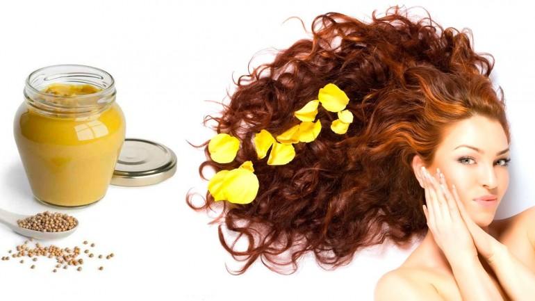 Горчица - отличное средство для роста и восстановления волос