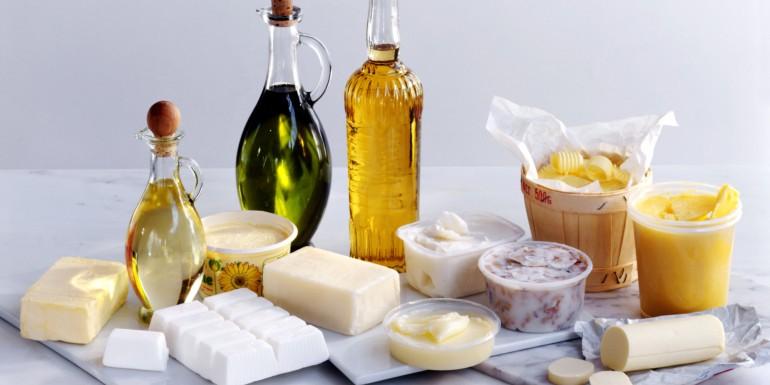 Здоровые жиры - 10 продуктов, которые не стоит игнорировать