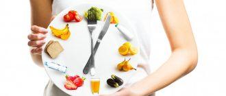 Дробное питание и идеальные продукты для перекуса