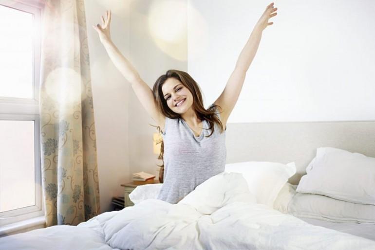 15 способов выглядеть выспавшейся, даже если это не так