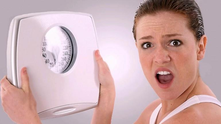 Ошибки, из-за которых мы набираем вес