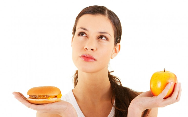 Как сесть на диету и выдержать ее до конца