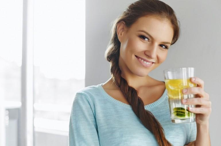 Напитки полезные худеющим