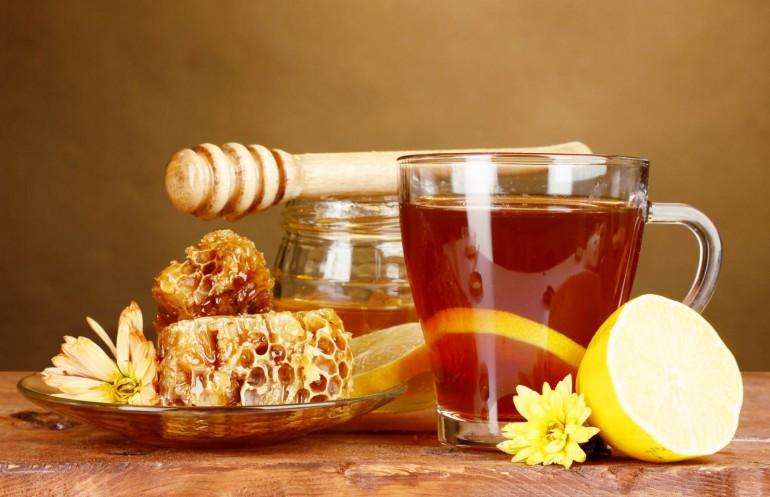 Напитки для поддержания иммунитета - боремся с простудой народными методами