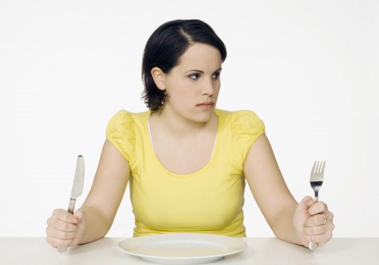 10 самых распространённых ошибок, при соблюдении диеты
