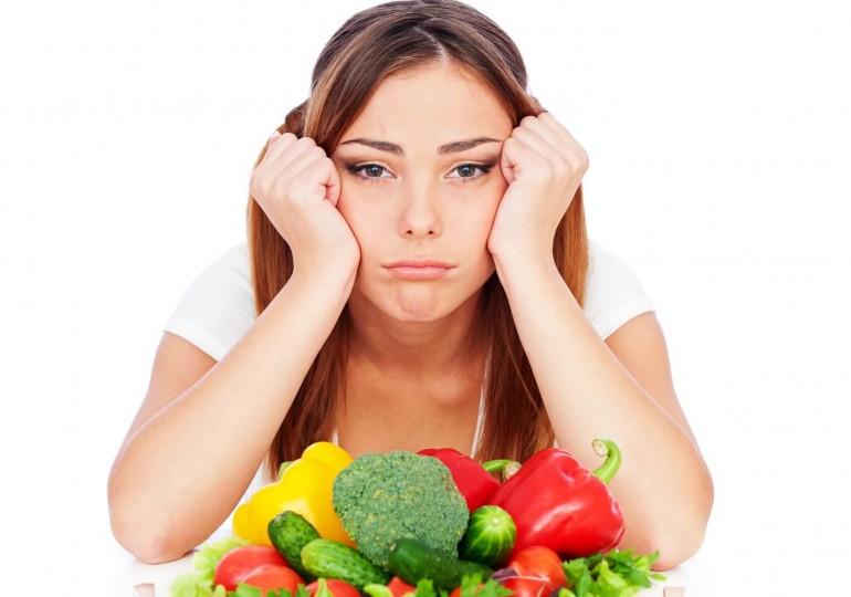 Проблема похудения - влияние диет на организм