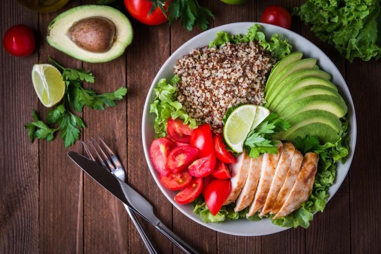 Скандинавская система четырех ладоней - самая простая диета