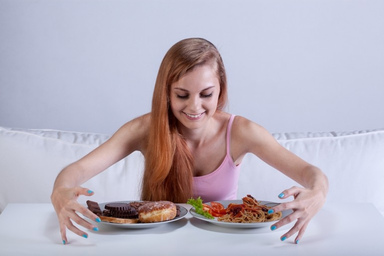 Как можно избавиться от привычки переедания