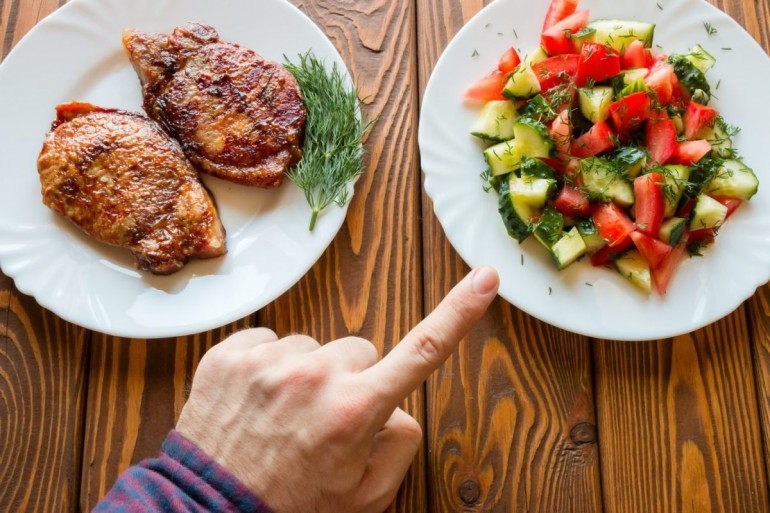 Допустим ли полный отказ от мяса?