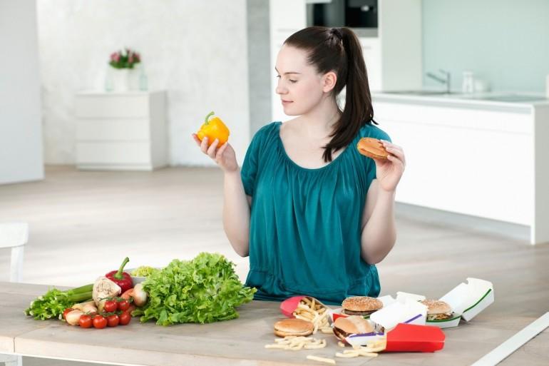 Продукты, которые не дают похудеть