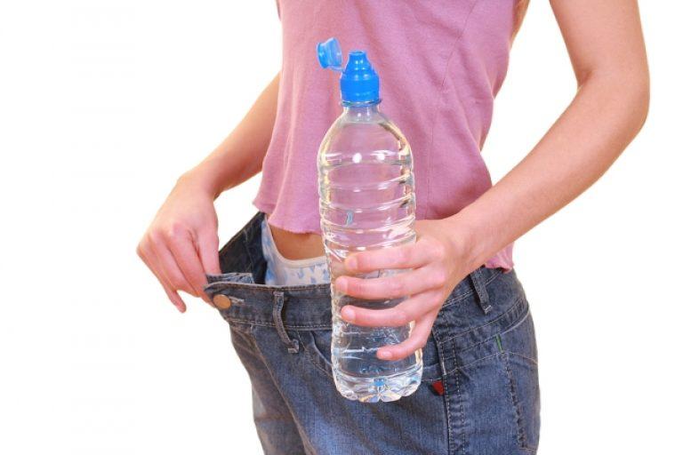 Необходимо пить большое количество воды