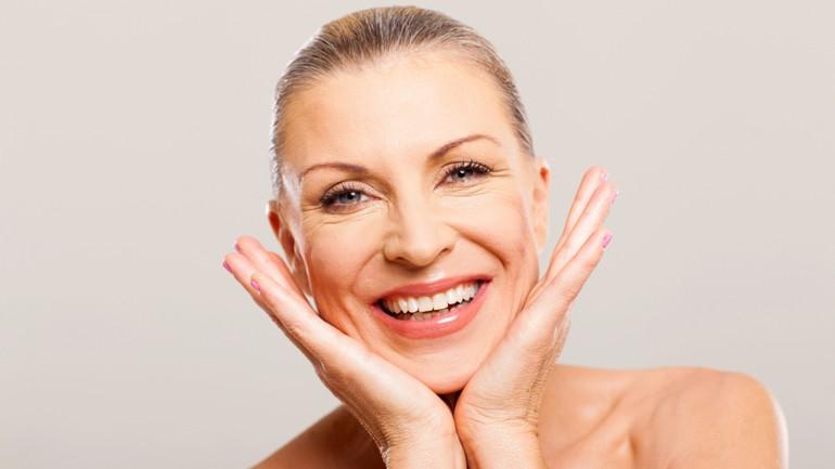 Уход за кожей лица после пятидесяти лет