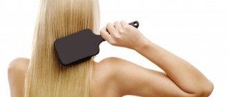 Как не надо расчесывать длинные волосы - 5 ошибок