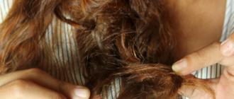 Что делать, если путаются волосы?