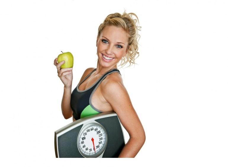 Похудела на диете весна