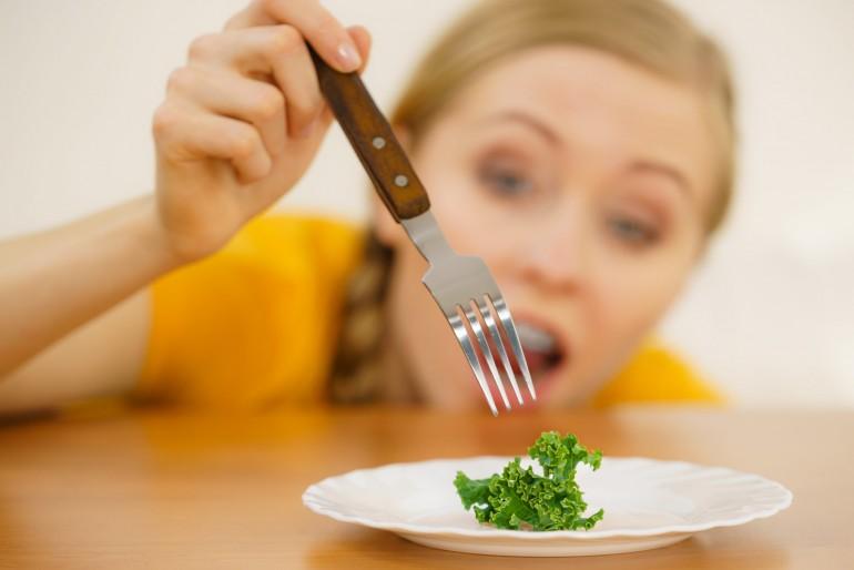 Экспресс диета или коварный помощник