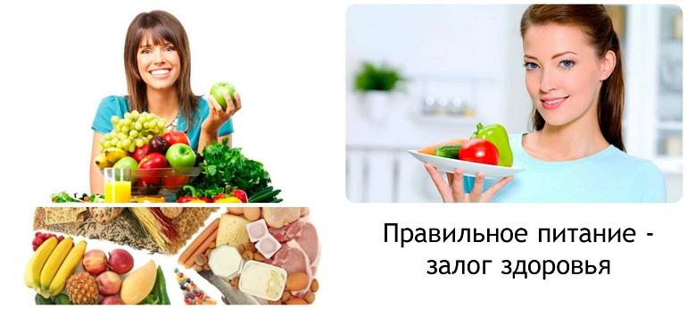 Как питаться правильно