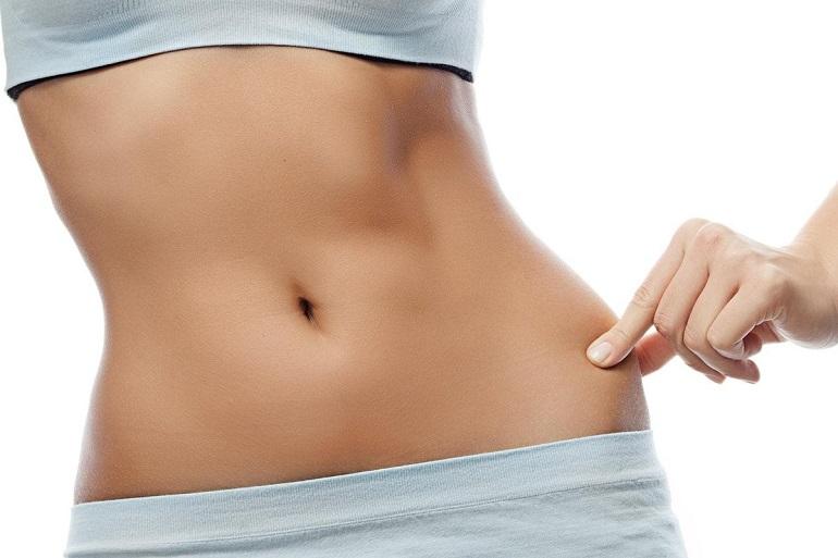 Рацион диеты для похудения живота
