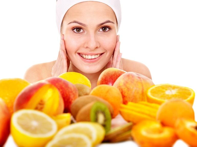 Полезные продукты для молодости кожи