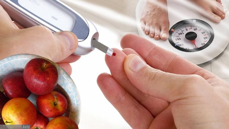 Меню диеты для диабетиков