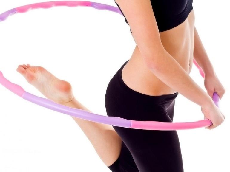 Поможет ли обруч похудеть и сформировать талию